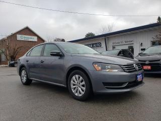 Used 2013 Volkswagen Passat 2.5L Trendline for sale in Waterdown, ON
