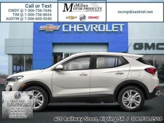 New 2021 Buick Encore GX Select for sale in Kipling, SK