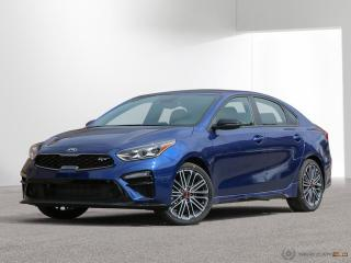 New 2021 Kia Forte Sedan GT DCT for sale in Kitchener, ON