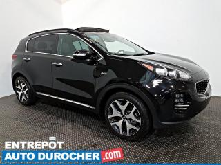 Used 2018 Kia Sportage SX Turbo AWD NAVIGATION - Toit Ouvrant - A/C -Cuir for sale in Laval, QC