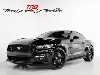 Used 2016 Ford Mustang 5.0 GT I 6 SPEED I RED LEATHER I 20 IN. WHEELS for sale in Vaughan, ON