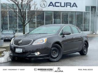 Used 2012 Buick Verano Leather & Convenience Group for sale in Markham, ON