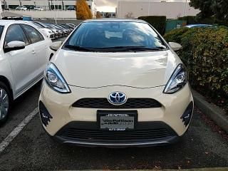 Used 2019 Toyota Prius c Technology, Certified! for sale in North Vancouver, BC