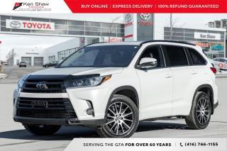 Used 2018 Toyota Highlander SE for sale in Toronto, ON