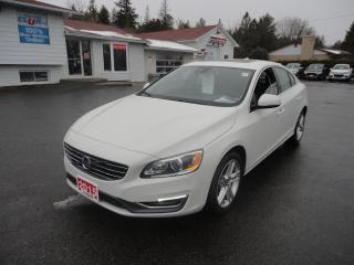 Used 2015 Volvo S60 2015.5 4dr Sdn T5 Premier Plus AWD w/ Sunroof for sale in Carp, ON