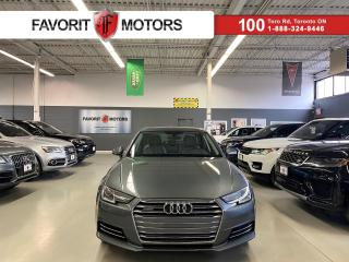 Used 2017 Audi A4 Komfort|QUATTRO|SUNROOF|LEATHER|HEATED SEATS|+++ for sale in North York, ON