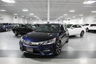 Used 2017 Honda Accord EX-L I LEATHER I SUNROOF I REAR CAM I CARPLAY I LANEWATCH for sale in Mississauga, ON