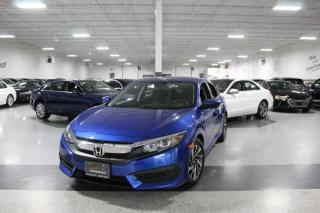 Used 2016 Honda Civic EX NO ACCIDENTS I SUNROOF I REAR CAM I CARPLAY I LANEWATCH for sale in Mississauga, ON