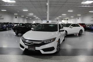 Used 2016 Honda Civic EX I SUNROOF I REAR CAM I CARPLAY I LANEWATCH I HEATED SEATS for sale in Mississauga, ON