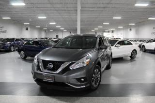 Used 2016 Nissan Murano SL NO ACCIDENTS I NAVIGATION I LEATHER I PANOROOF I REAR CAM for sale in Mississauga, ON