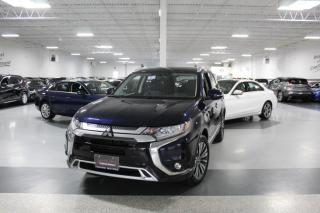 Used 2020 Mitsubishi Outlander SEL S-AWC I NO ACCIDENTS I  7-PASSENGER I LEATHER I SUNROOF for sale in Mississauga, ON