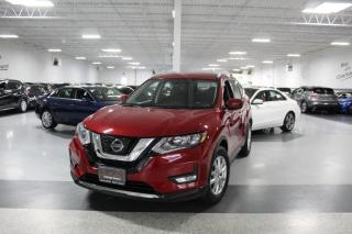 Used 2017 Nissan Rogue SV I REAR CAM I HEATED SEATS I PUSH START I POWER OPTIONS for sale in Mississauga, ON