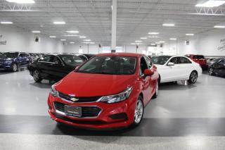 Used 2016 Chevrolet Cruze LT NO ACCIDENTS I REAR CAM I CARPLAY I H. SEATS I PUSH START for sale in Mississauga, ON