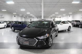 Used 2017 Hyundai Elantra REAR CAM I CARPLAY I HEATED SEATS I POWER OPTIONS I BT for sale in Mississauga, ON