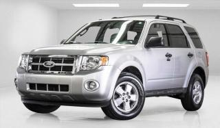 Used 2012 Ford Escape 4WD XLT-AUTOMATIC-1 OWNER-ONLY 87KMS for sale in Toronto, ON