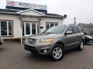Used 2011 Hyundai Santa Fe AWD 4DR V6 AUTO GL for sale in Oshawa, ON