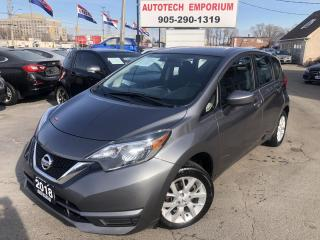 Used 2018 Nissan Versa Note SV Camera/Heated Seats/Remote Start/Alloys&GPS* for sale in Mississauga, ON