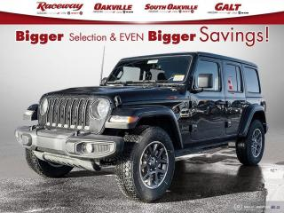 New 2021 Jeep Wrangler Unlimited Sport S 80th Anniversary for sale in Etobicoke, ON