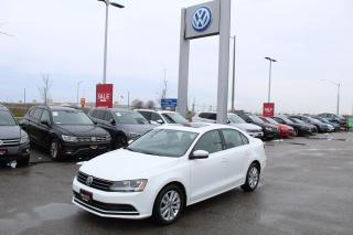 Used 2017 Volkswagen Jetta Sedan 1.4L TSI Wolfsburg Edition for sale in Whitby, ON