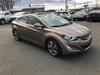 Used 2015 Hyundai Elantra SPORT 6AT for sale in Truro, NS