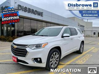 Used 2018 Chevrolet Traverse Premier for sale in St. Thomas, ON
