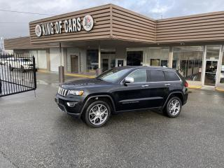 Used 2020 Jeep Grand Cherokee LIMITED 4WD for sale in Langley, BC
