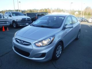 Used 2014 Hyundai Accent GLS 4-Door for sale in Burnaby, BC