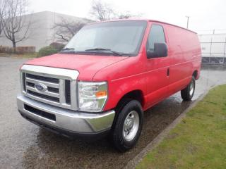 Used 2012 Ford Econoline E-250 XLT Cargo Van for sale in Burnaby, BC