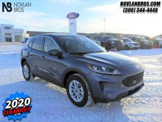 New 2020 Ford Escape SE 4WD  - Heated Seats -  Android Auto for sale in Paradise Hill, SK