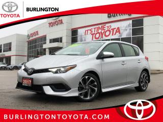 Used 2017 Toyota Corolla iM IM Automatic for sale in Burlington, ON