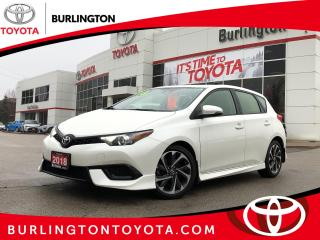 Used 2018 Toyota Corolla iM IM Automatic for sale in Burlington, ON