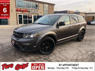Used 2015 Dodge Journey BlackTop | 3.6L V6 | 5 Pass | B/Up Cam | New Tires for sale in St Catharines, ON