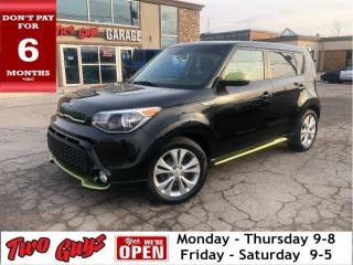 Used 2016 Kia Soul EX | Auto | Htd Seats | Bluetooth | Lease Return | for sale in St Catharines, ON