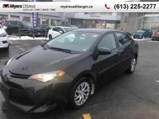 Used 2017 Toyota Corolla LE  LE, AUTO, HEATED SEATS, REAR CAMERA, CLEAN CARFAX!! for sale in Ottawa, ON