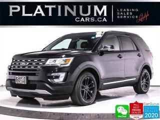 Used 2016 Ford Explorer XLT,7 PASSENGER,NAV,CAM,HEATED LEATHER SEATS,PANO for sale in Toronto, ON