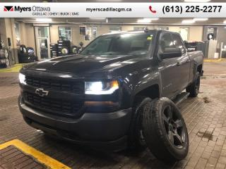 Used 2016 Chevrolet Silverado 1500 BLACK  BLACK OUT EDITION , DBL CAB, 4X4, 5.3 V8, REAR CAMEA, 20