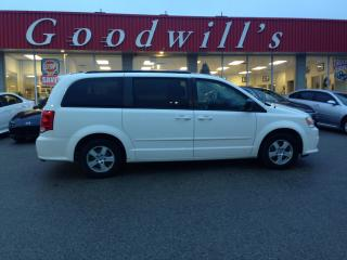 Used 2012 Dodge Grand Caravan BACKUP CAMERA! DVD PLAYER! for sale in Aylmer, ON