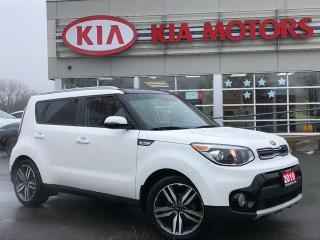 Used 2019 Kia Soul EX,psunroof,back up camera,blue tooth for sale in Peterborough, ON