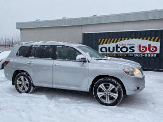 Used 2008 Toyota Highlander for sale in Laval, QC