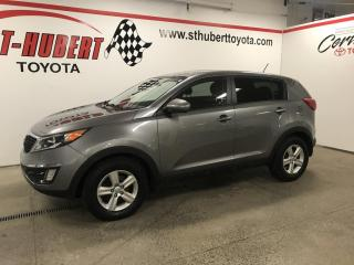 Used 2016 Kia Sportage FWD 4dr Man LX for sale in St-Hubert, QC