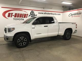 Used 2018 Toyota Tundra 4x4 NAVIGATION, GPS, 5.7L for sale in St-Hubert, QC