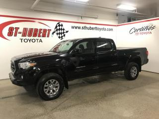 Used 2018 Toyota Tacoma 4x4 Double Cab V6 Auto SR5 for sale in St-Hubert, QC