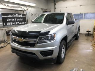 Used 2016 Chevrolet Colorado 4WD Ext Cab 128.3  4X4  $88.45/sem.+taxes for sale in St-Raymond, QC