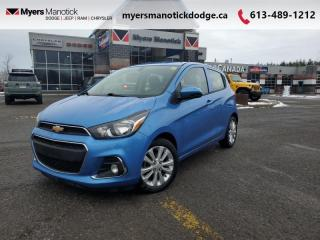 Used 2016 Chevrolet Spark LT  - A/C -  Bluetooth - $105 B/W for sale in Ottawa, ON