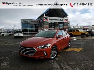Used 2018 Hyundai Elantra GL   Heated Seats + Wheel-SiriusXM for sale in Ottawa, ON