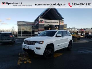 Used 2021 Jeep Grand Cherokee Altitude  - Navigation - $292 B/W for sale in Ottawa, ON