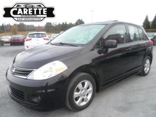 Used 2011 Nissan Versa SL TOIT OUVRANT for sale in East broughton, QC