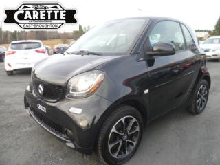Used 2016 Smart fortwo for sale in East broughton, QC