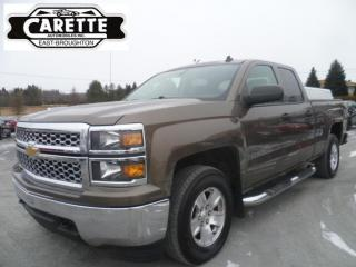 Used 2014 Chevrolet Silverado 1500 4x4 for sale in East broughton, QC