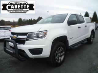 Used 2016 Chevrolet Colorado 4x4 for sale in East broughton, QC